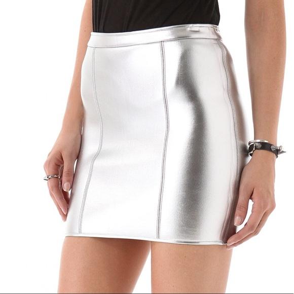 Sass Bide Skirts Sass Bide Star Turn Neoprene Skirt Size 6us Poshmark